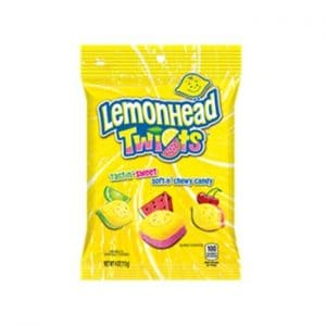 Lemonhead Twist 4ozx12ct