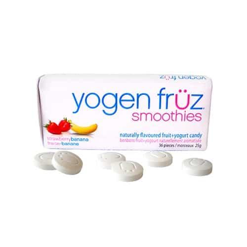 Yogen Fruz Strawberry Banana 8 CT
