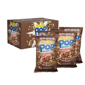 Cookie POP Mrs.Fields Chocolate Chip coated Popcorn