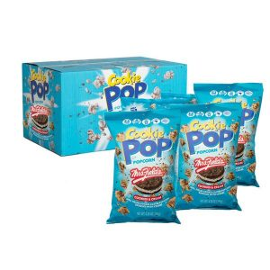 Cookie Pop Cookies & Cream Popcorn