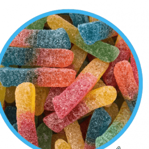 sour atomic worm