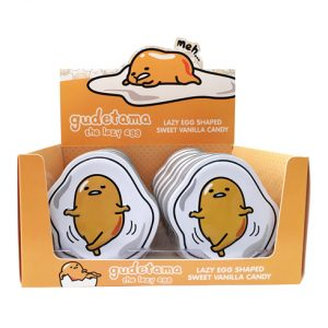 Boston America Gudetama the Lazy Egg 12ct