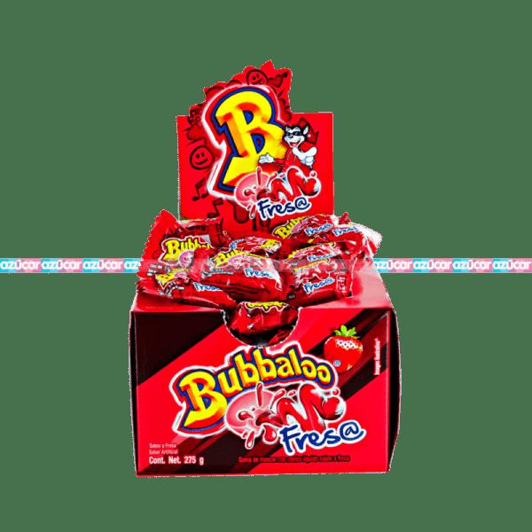 Bubbaloo Fresa 50ct