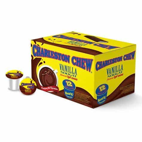Charlsten chew Vanila Hot Coca 12ct