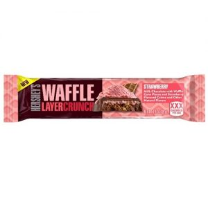 Hershey waffle layer crunch strawberry