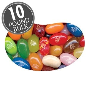 JELLY BELLY 50 FLAVOR 10LB