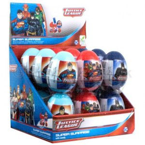 Justice League Surprise Egg 18ct