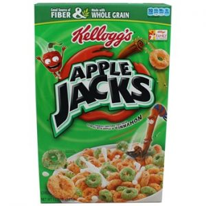 KELLOGS APPLE JACKS