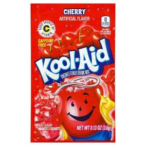 Kool-Aid Unsweetened 2QT Cherry Drink Mix