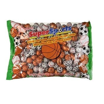 Palmer's Super Sports Bags Milk Chocolate 2.2lb