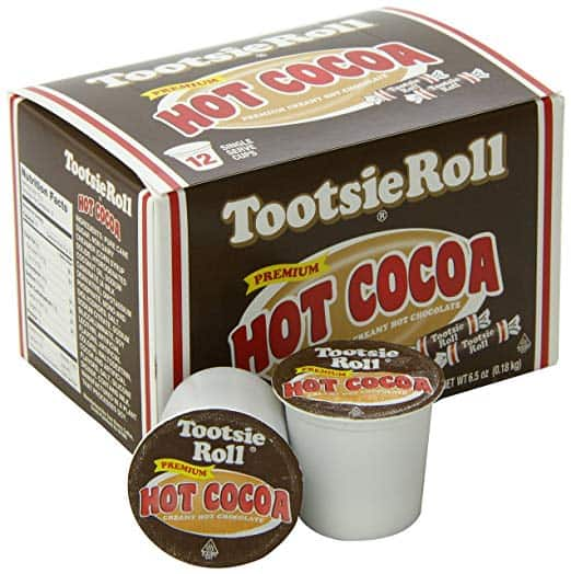 Tootsie Roll Hot Cocoa