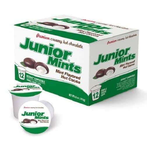 Junior mint hot cocoa 12ct