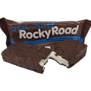 Rocky Road Dark Choc with Sea Salt