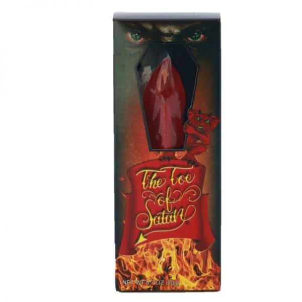 The Toe Of Satan Lollipop 8ct
