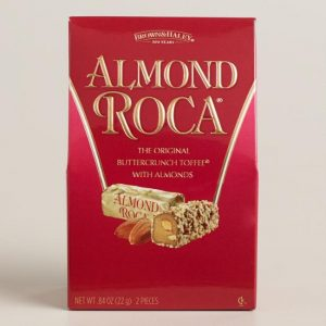 Almond Roca Mini Stand Up 2pc