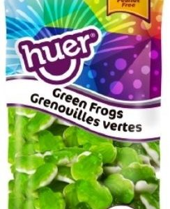 Huer Peg Bag Green Frogs 75g