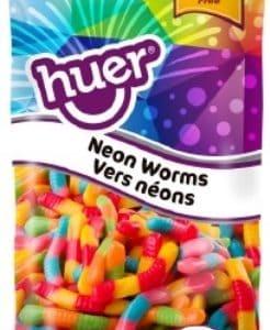 Huer Peg Bag Neon Worm 75G