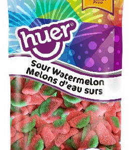 Huer Peg Bag Sour Watermelon 75g