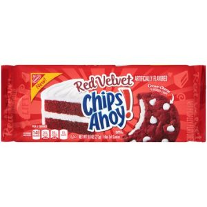 Chips Ahoy! Chewy Red Velvet