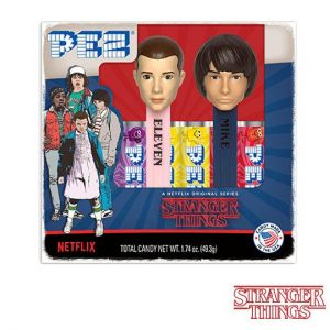 Pez Stranger-Things-Twin-Pack-Eleven-_-Mike_