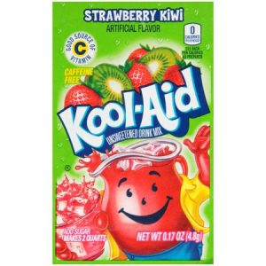 Kraft Kool-Aid Unsweetened Strawberry Kiwi .17oz