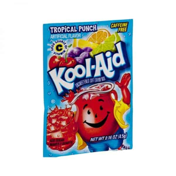 Kraft Kool-Aid Unsweetened Trop Punch .16oz