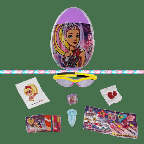 Mexican Bondy Huevo Sorpresa Barbie Prince 8ct