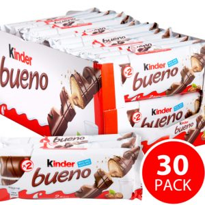 kinder bueno twin bar 30ct