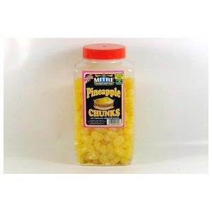 pineapple chunks 3kg