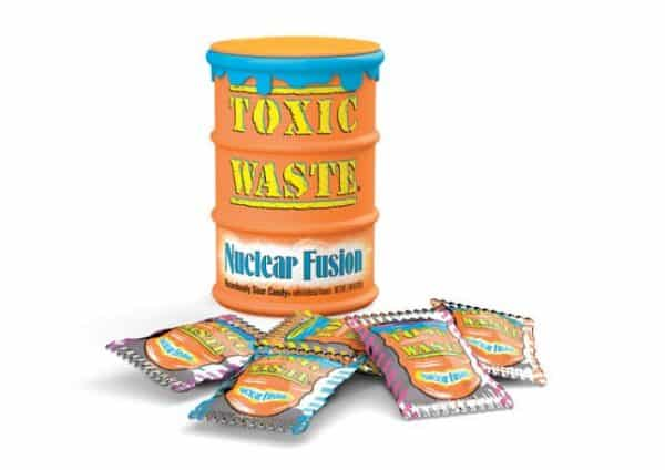 Toxic waste nuclear fusion 12ct