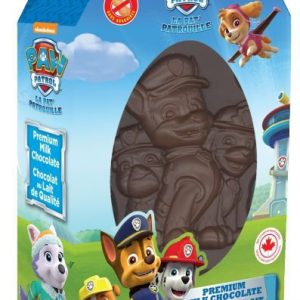 EASTER - Paw Patrol Hollow Choc 100g