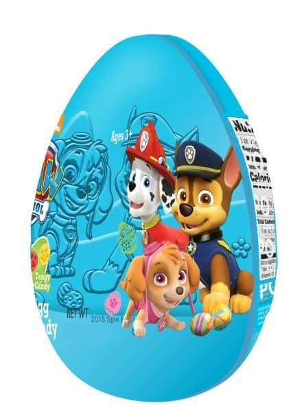 Easter- Paw Patrol Plastic Eggs 12ct