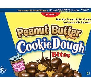 Taste of Nature Cookie Dough Bites Peanut Butter