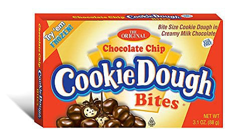 Taste of Nature Cookie Dough - Chocolate Chip 12ct