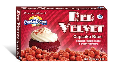 Taste of Nature Red Velvet Cupcake Bites 12ct