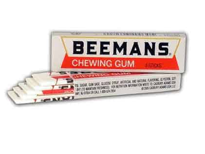 Beemans-gum-5 stick 20ct