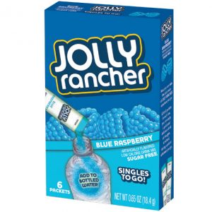 jolly rancher single to go blue raspberry