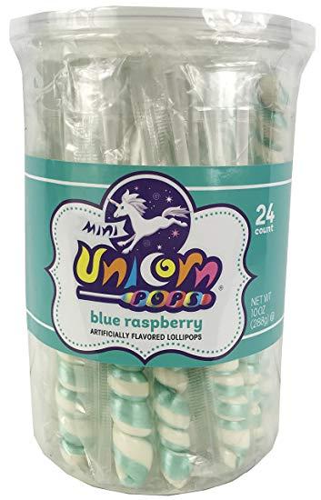Adam & brooks Mini Unicorn turquoise 24ct