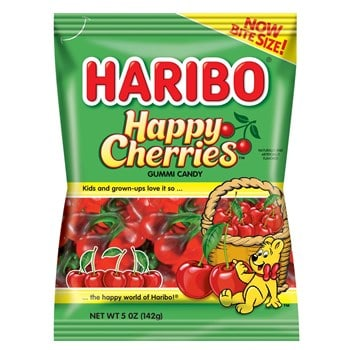 Haribo Happy Cherries 12ct