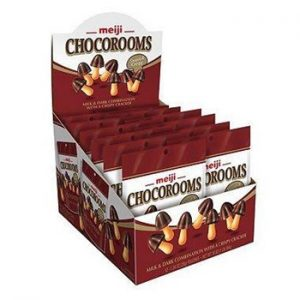 Meiji Chorooms Chocolate 12ct
