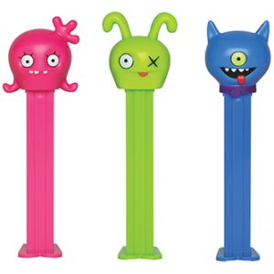 Pez Blister Ugly Dolls Assortment 6ct