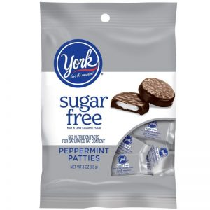 York Peppermint Patties Sugar free 12ct