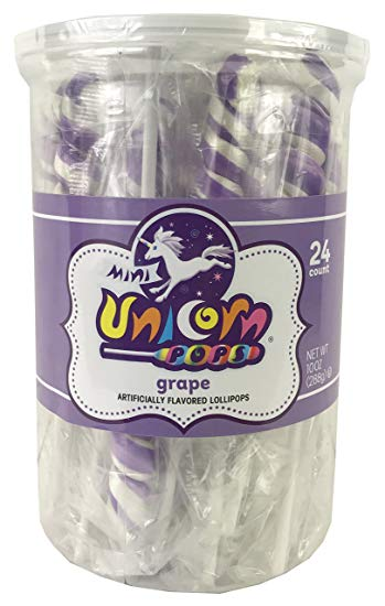 Adam & brooks Mini Unicorn Lavender 24ct