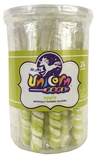 adam & brooks mini unicorn lime green