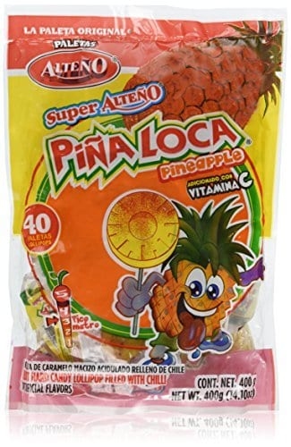 Alteno Super Pina Loca (Crazy Pineapple)