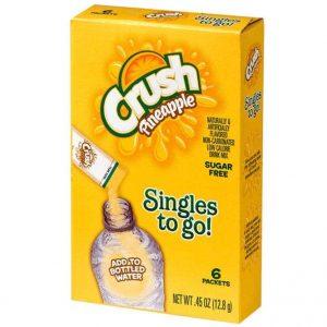Crush single to Go Pineapple 12ct