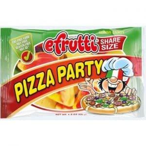E-Frutti Pizza Slices Share Bags 1.80oz 12ct