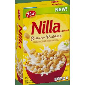 POST NILLA BANANA PUDDING 10CT