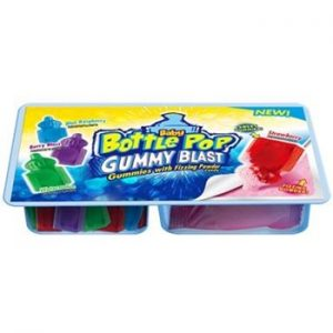 Topps Baby Bottle Pop Gummy Blast 9ct