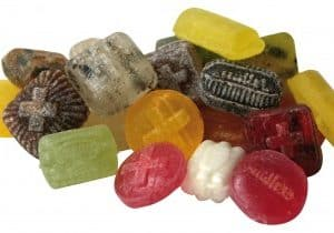 Candy Meister Assorted Herbs 75G